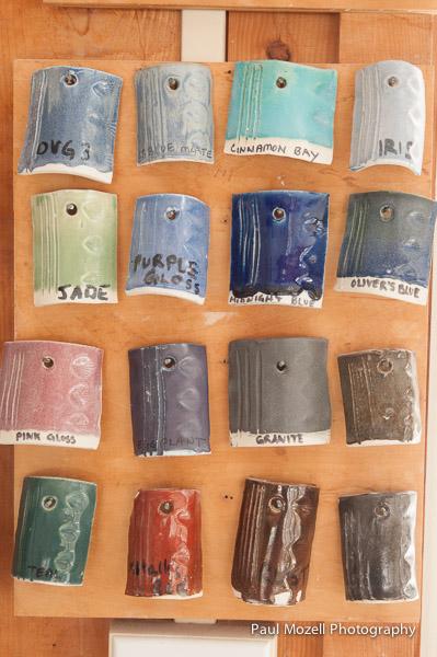 Pottery studio, Rockport, MA