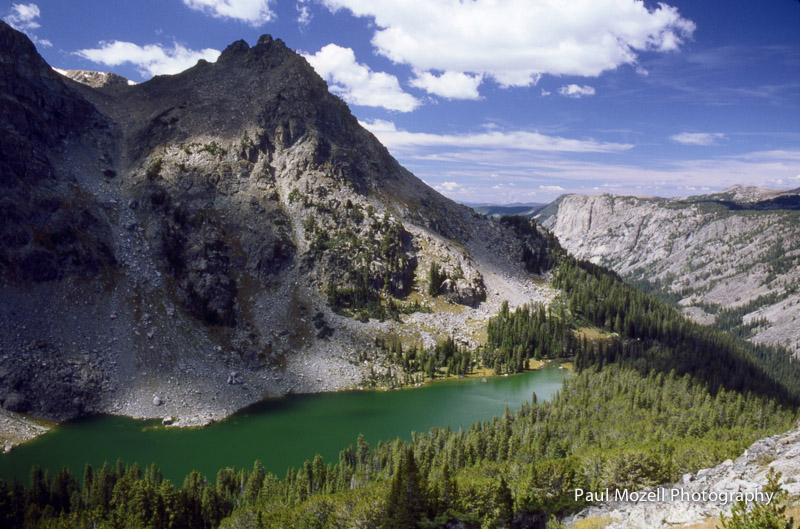 Clear Lake, Wind River Range, Wyoming
