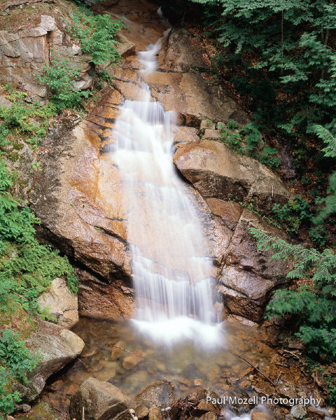 Liberty Falls, Franconia Notch State Park, NH