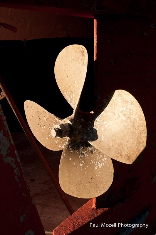 Rusty Propeller