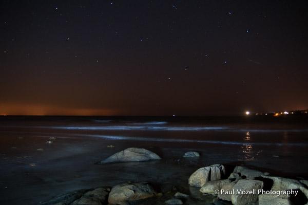 Wingaersheek Beach at Night
